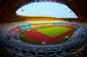 Stadion Termegah dan Terbesar di Indonesia Utama Riau Pekanbaru