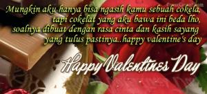 puisi romantis ucapan happy valentine buat kekasih