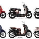 Perbedaan Motor Honda Scoopy Sporty dan Stylish Terbaru