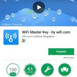 Cara Mudah Menggunakan Wifi Master Key Lengkap