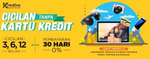 Cara Bayar Cicilan belanja online tanpa kartu Kredit bhinneka