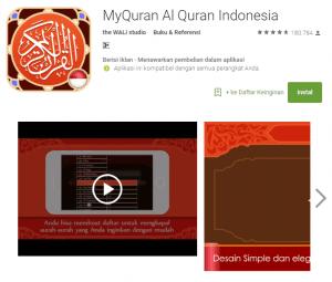 aplikasi belajar membaca al-qur'anmy qur'an indonesia
