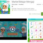 Daftar Aplikasi Belajar Membaca Al-Qur'an Android Free Download