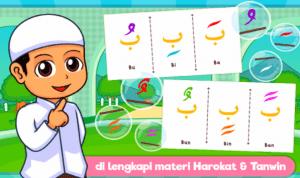 game edukasi belajar mengaji untuk anak