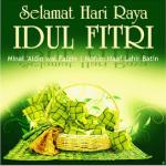 Koleksi Gambar DP BBM Bergerak Ucapan Selamat Idul Fitri 1438 H