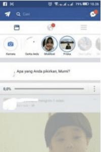 cara upload video ke facebook dengan cepat