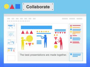 Aplikasi Presentasi Google presentation