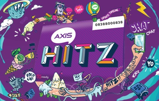 Bug Axis Hitz Unlimited Gratis Internet 3GB Seharian 2018