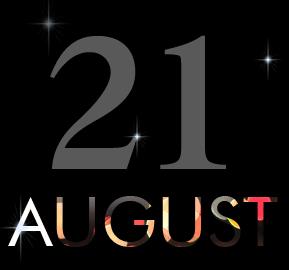 Gambar DP BBM Welcome Agustus Tanggal 21