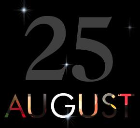 Gambar DP BBM Welcome Agustus Tanggal 25