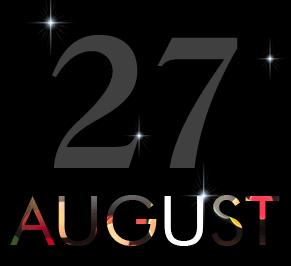 Gambar DP BBM Welcome Agustus Tanggal 27