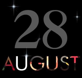 Gambar DP BBM Welcome Agustus Tanggal 28