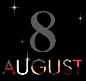 Gambar DP BBM Welcome Agustus Tanggal 8