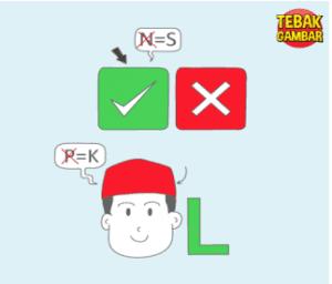 Kunci Jawaban Tebak Gambar Level 51 Lengkap dengan Gambar (besar kecil)