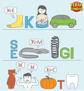 Kunci Jawaban Tebak Gambar Level 51 Lengkap Dengan Gambar Kakek Cuci Mobil Sebelum Pergi Berangkat Cabut Gigi