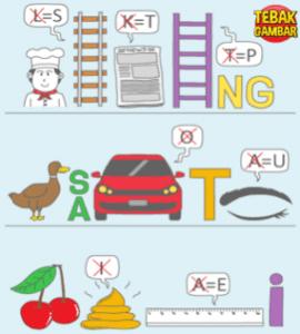 Kunci Jawaban Tebak Gambar Level 51 Lengkap dengan Gambar (koki restoran panggang bebek sambil tulis cerita misteri)