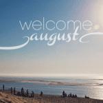 Kumpulan Gambar DP BBM Welcome Agustus Tanggal 1-31