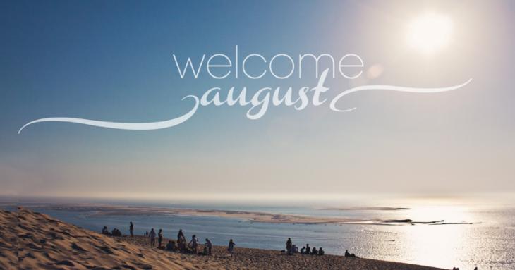 Kumpulan Gambar DP BBM Welcome Agustus Tanggal 1-31 2018