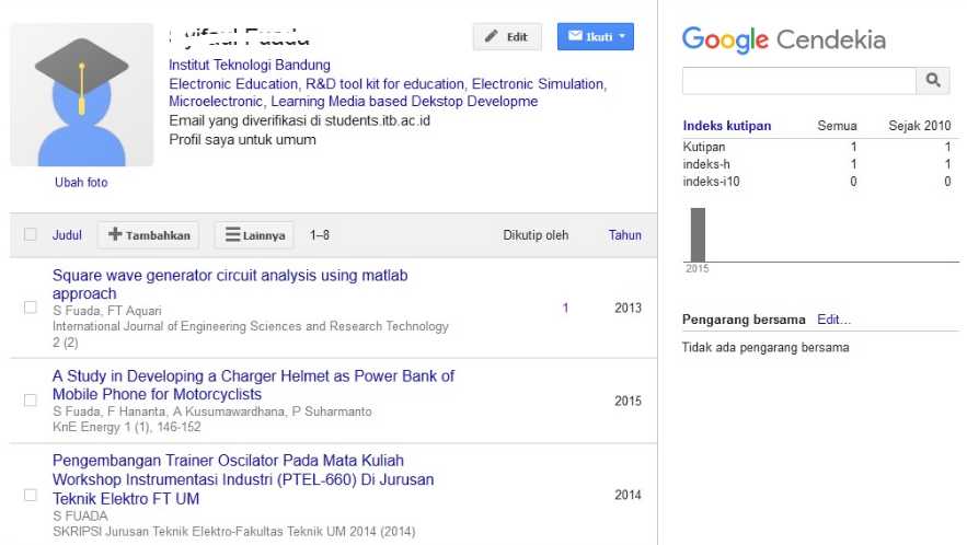 cara mengindeks jurnal di google scholar