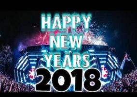 gambar-gambar selamat tahun baru 2018