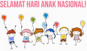 gambar selamat hari anak nasional 23 juli