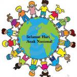 Kumpulan Animasi DP BBM Selamat Hari Anak Nasional 23 Juli