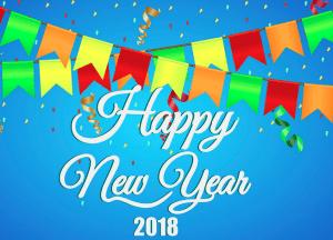 ucapan selamat tahun baru 2018 terbaru