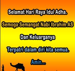 Gambar Lucu Idul Adha buat DP BBM