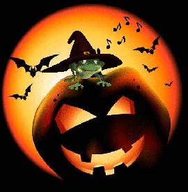 gambar halloween seram
