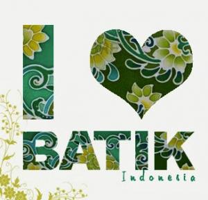 """Koleksi Gambar DP BBM Hari Batik Nasional Ucapan """"Happy Batik Day"""" 2 Oktober"""