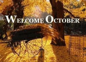 bulan oktober penuh harapan