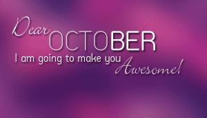 dp bbm gambar hello oktober