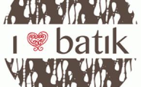 dp bbm i love batik