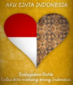 dp bbm selamat hari batik 2 oktober