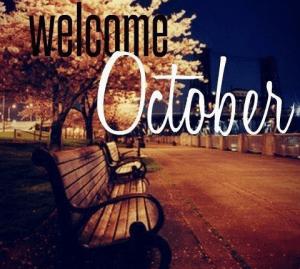 dp bbm ucapan welcome oktober