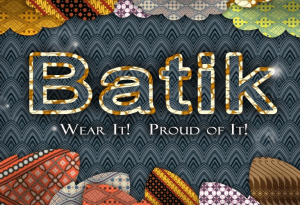 gambar selamat hari batik nasional terbaru