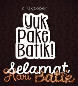 gambar selamat hati batik nasional 2 oktober