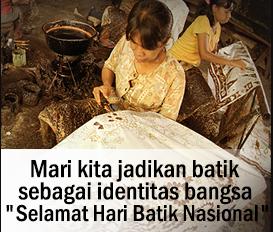 meme selamat hari batik nasional