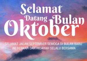 quotes harapan di bulan oktober