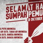 Koleksi Gambar DP BBM Hari Sumpah Pemuda 28 Oktober Beserta Maknanya