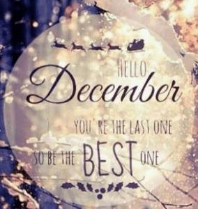 Welcome Desember Bulan Kelahiranku 22