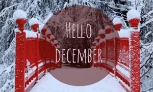 gambar ucapan selamat datang desember