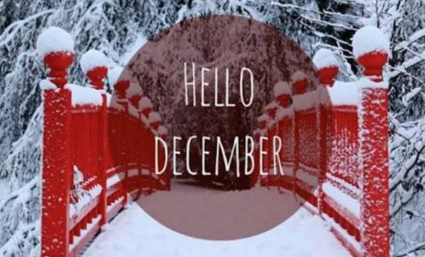 Gambar Selamat Datang Desember 7