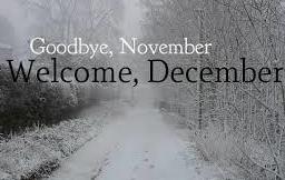 gambar ucapan welcome desember
