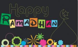 gambar unik happy ramadhan