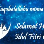 Ucapan Selamat Idul Fitri 1439 Hijriyah Lucu Terbaru